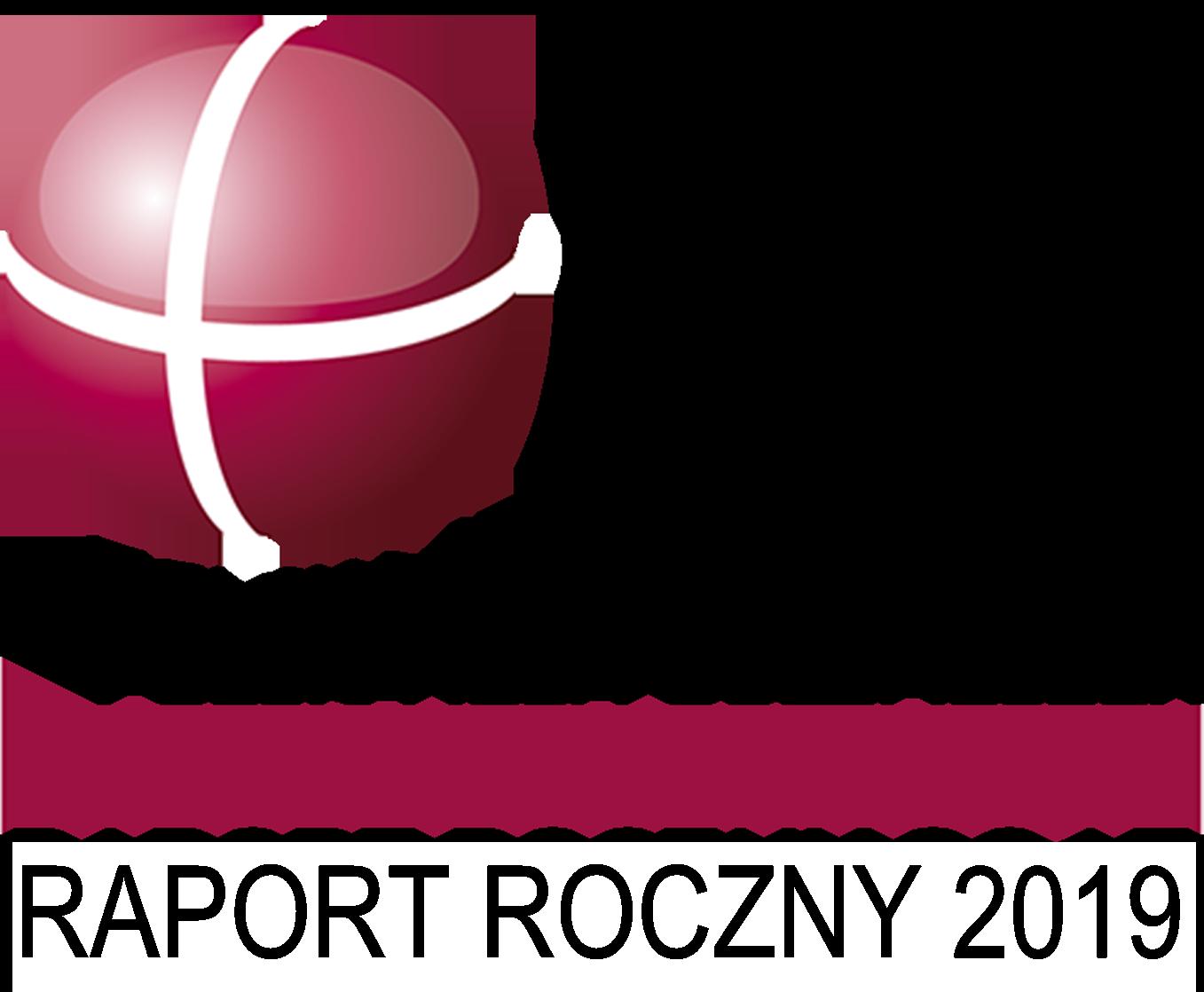 Logo Raport roczny 2019